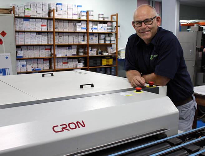 LGP Cron Printing