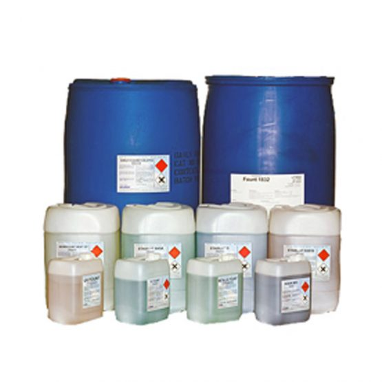 SOS Press Room Chemicals and Sundries
